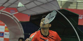 Iskandar Zulkarnain Zainuddin of Malaysia looks to maintain his momentum at China Masters. (photo: Getty Images)
