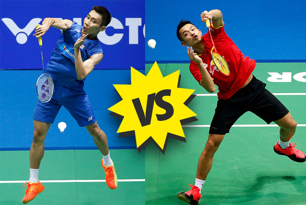 Lee Chong Wei sets up semifinal showdown with Lin Dan at the 2016 Badminton Asia Championships. (photo: GettyImages)