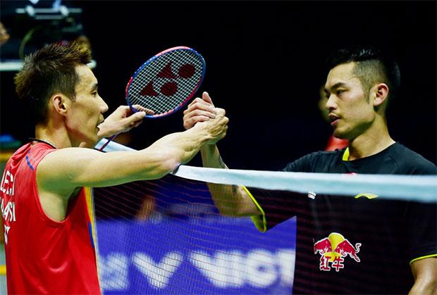 Lee Chong Wei beats Lin Dan to enter 2016 Asia Badminton Championships final. (photo: GettyImages)
