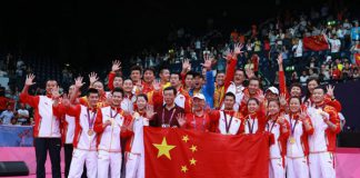 Despite the match throwing scandal, we should give the Chinese shuttlers the respect they are due by winning golds in all five categories in London.