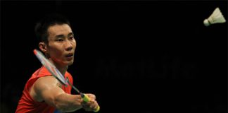 Lee Chong Wei regains World No. 1 spot. (photo: Getty Images)