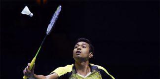 Iskandar Zulkarnain Zainuddin is a very talented young men's singles player from Malaysia. (photo: Getty)