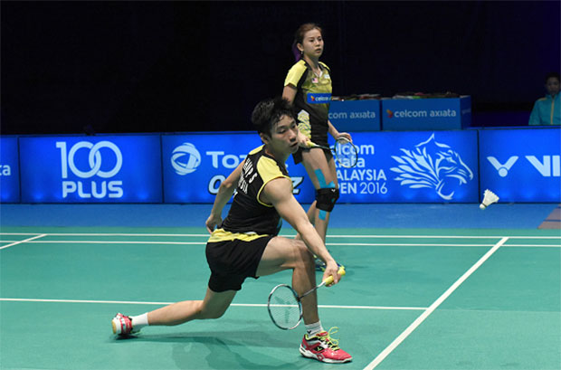 Chan Peng Soon/Goh Liu Ying are looking for a boost at Australian Open before Olympic. (photo: GettyImages)