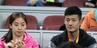 Badminton fans probably won't be able to see both Wang Shixian and Chen Long play at the Rio Olympics. (photo: AFP)