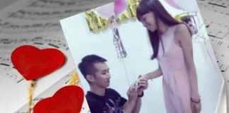 Wish Chong Wei Feng and his girlfriend a lifetime of happiness, joy and lots of memories. (photo: Kuan Beng Hong's FB)