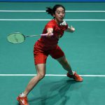 Wang Shixian off to strong start in the first round of Chinese Taipei Open. (photo: GettyImages)