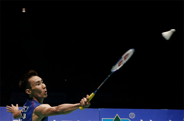 Hope Lee Chong Wei can get what he wish for in Rio. (photo: GettyImages)