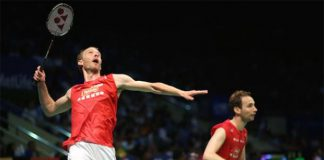 Carsten Mogensen/Mathias Boe on course for US Open final. (photo: BWF)