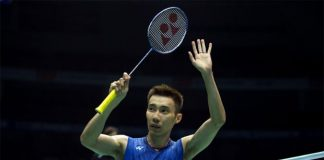 Lee Chong Wei to lead Malaysia's Olympic badminton challenge in Rio. (photo: GettyImages)