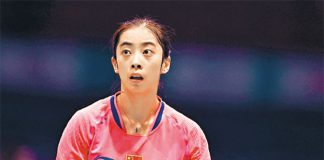 What? Wang Shixian was not selected for the Olympic, again?