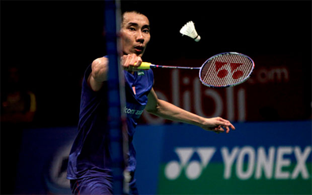 Wish Lee Chong Wei good luck in Rio. (photo: GettyImages)