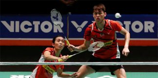 Tan Kian Meng-Lai Pei Jing have yet to win an international title together. (photo: AFP)