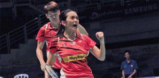 Congratulations to Tan Kian Meng/Lai Pei Jing for winning the 2016 Vietnam Open title.