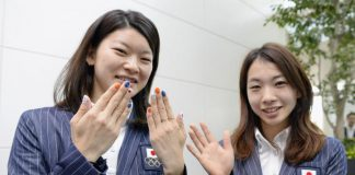 Ayaka Takahashi Misaki Matsutomo are aiming for badminton gold in Rio.