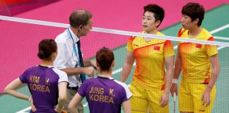 Badminton pairs expelled from London 2012 Olympics after match-fixing scandal
