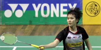 Congratulations to Goh Jin Wei for winning the Kedah Open.