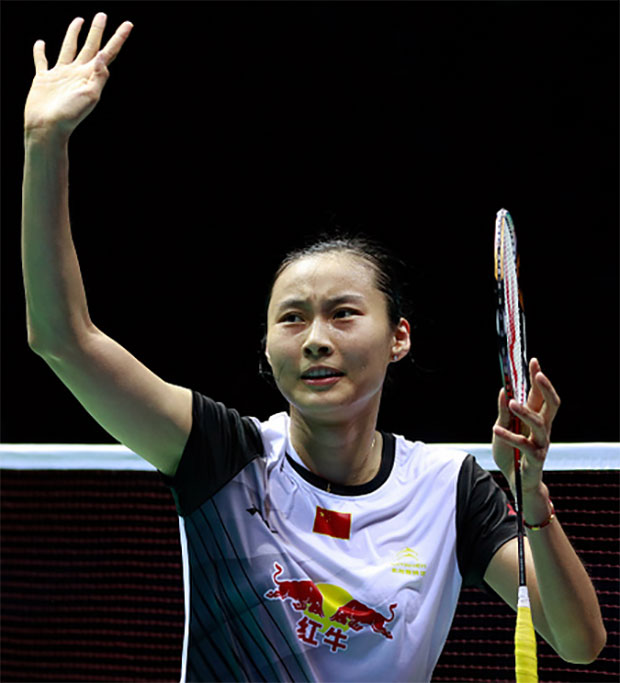 Goodbye Wang Yihan, you will be missed!
