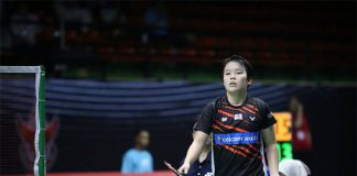 Goh Jin Wei at 2016 Thailand Open. (photo: Granular)