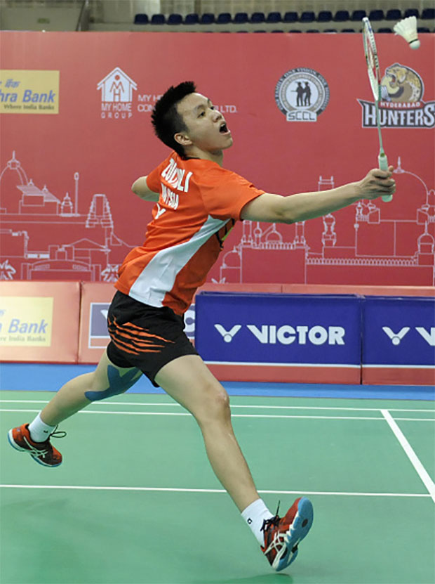 Zulfadli Zulkiffli is a very talented player, but BAM have failed many times trying to recruit him. (photo: AFP)