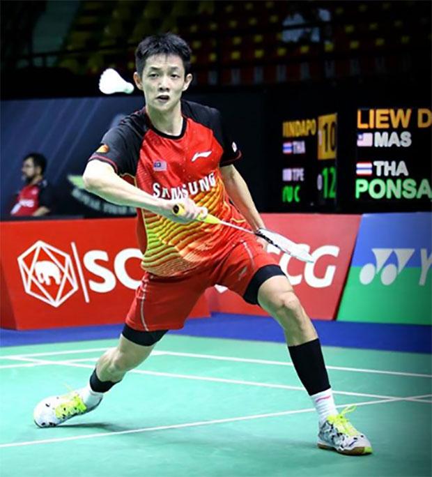 Daren Liew of Malaysia. (photo: Granular)