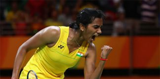 P.V. Sindhu has a bright future ahead of her. (photo: AP)