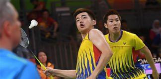 Goh V Shem/Tan Wee Kiong are on course for their first ever Superseries title at the 2016 Denmark Open. (photo: AP)