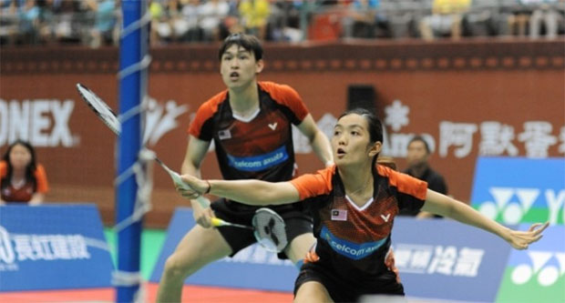 Tan Kian Meng/Lai Pei Jing need more exposure at higher-level BWF tournament. (photo: AFP)