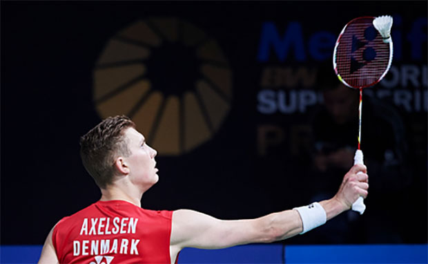 Viktor Axelsen's recent run of poor form is worrying. (photo: AP)