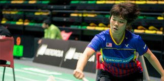 Just want to let Goh Jin Wei know that it is OK to lose sometimes. (photo: BWF)