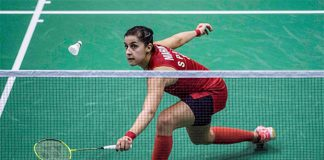 Carolina Marin is on track to end the year on a high note. (photo: AP)
