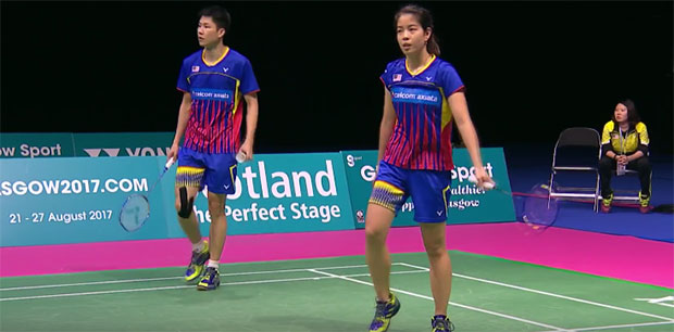 Goh Soon Huat/Shevon Lai have a lot of potential in mixed doubles.