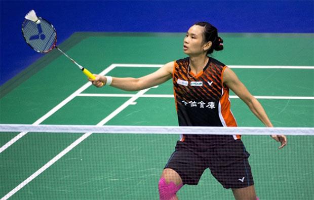 Congratulations to Tai Tzu Ying for becoming World No. 1. (photo: AP)