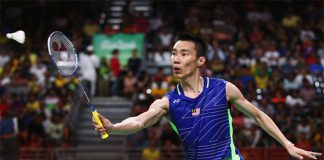 Lee Chong Wei is a top candidate for 2016 Male Badminton Player of the Year award. (photo:AP)