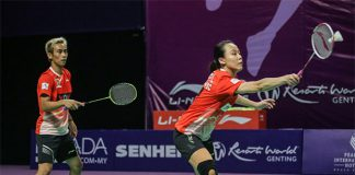 Zhao Yunlei (right) is the biggest name in Purple League. (photo: Purple League)