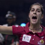 Whether you like it or not, Carolina Marin still one of the toughest women's singles player in the world.