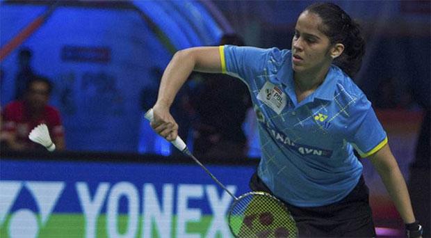 Saina Nehwal still slowly recovering from her knee injury. (photo: PTI)