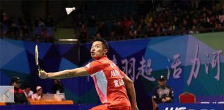 It is extremely hard to beat Lin Dan on the badminton court.