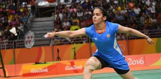 Wish Saina Nehwal a healthy 2017.