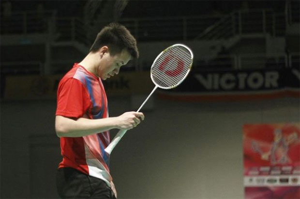 Hope Zulfadli Zulkiffli can bounce back and be stronger in his next tournament.