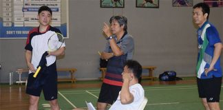 Tan Boon Heong (left)/Hendra Setiawan (right) are going to face tough tests at 2017 Thailand Masters. (photo: Hendra Fans)