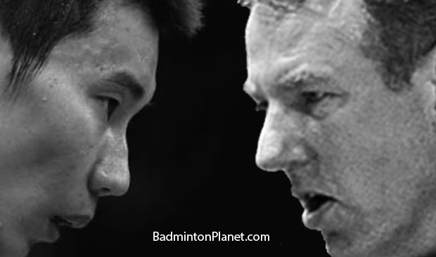 Frankly, we like Lee Chong Wei stands up and speaks up about his dissatisfaction on Morten Frost and BAM.