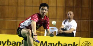 Wish Lee Zii Jia good luck in the Thailand Open semi-final. (photo: AP)