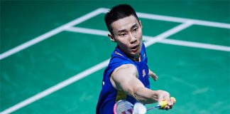 Lee Chong Wei is being wise to rehab his injury and not rush back.