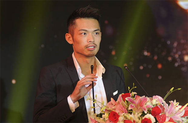 Lin Dan aims to win the German Open title. (photo: AP)
