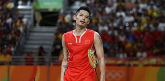 We hope Lin Dan will bounce back strong. (photo: AP)