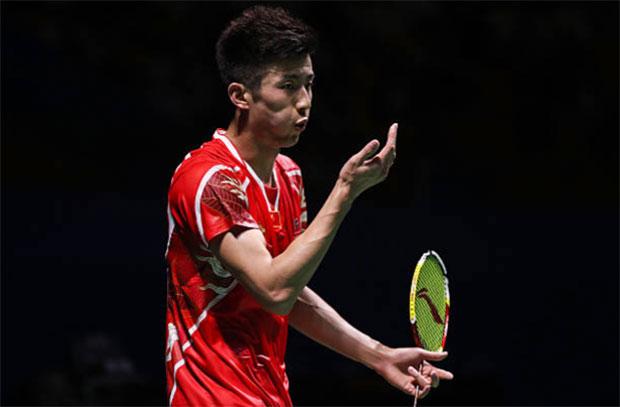 Chen Long cruises into German Open semi-finals. (photo:AP)