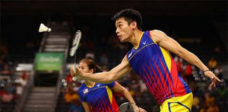 Wish Chan Peng Soon/Goh Liu Ying the best in All England final. (photo: AFP)