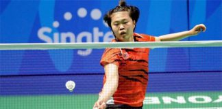 Tee Jing Yi and Joyce Choong are 1 win away from winning their first international title. (photo: AFP)