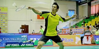 Nguyen Tien Minh wins 2017 Vietnam International Challenge. (photo: AP)