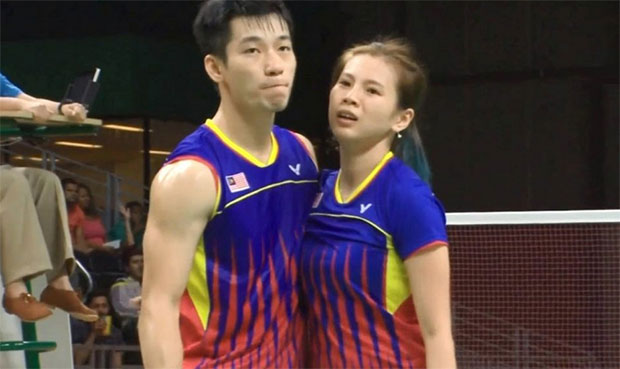 Chan Peng Soon/Goh Liu Ying will face another stern test against No. 1 seeds Zheng Siwei/Chen Qingchen in the India Open semi-final.